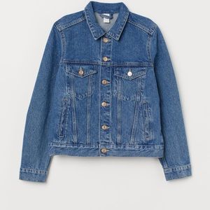 Divided H&M Denim Jean Jacket